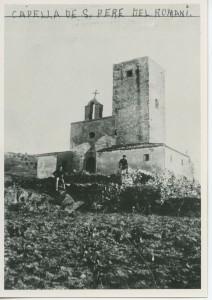 Arxiu LLaç (JMJC) St. Pere Romaní 1904 ACD. Mas Moriscot