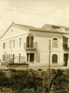 Donació Magdalena B. Casa Bonamich. Vista general.1931.