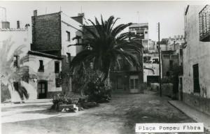 Ref.7437. Plaça Pompeu Fabra1945